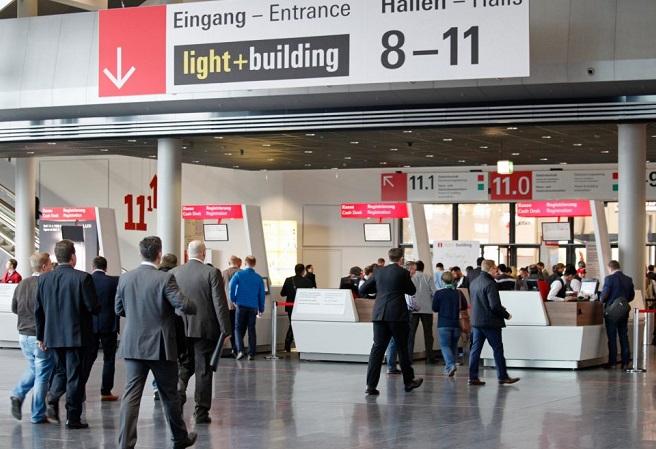 德国法兰克福国际灯光照明及建筑物技术与设备展览会