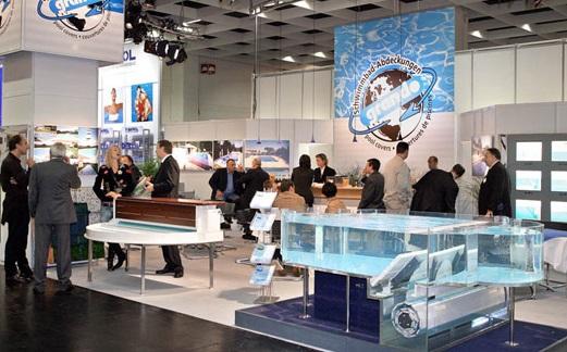 德国科隆国际桑拿及泳池设备展览会