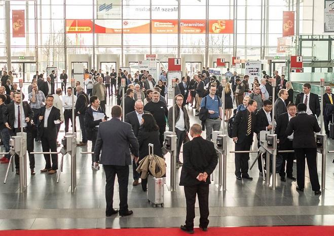 德国慕尼黑国际陶瓷工业博览会