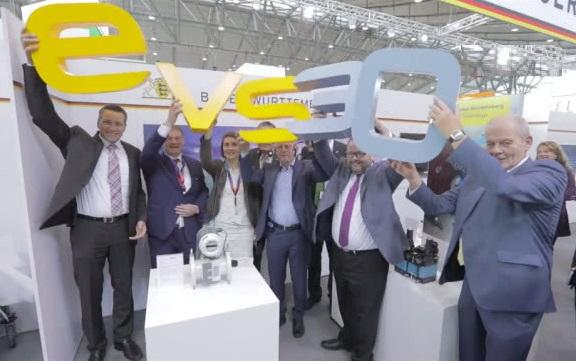 法国里昂国际新能源电动车展览会