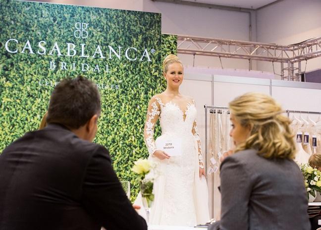 德国埃森国际婚纱礼服展览会