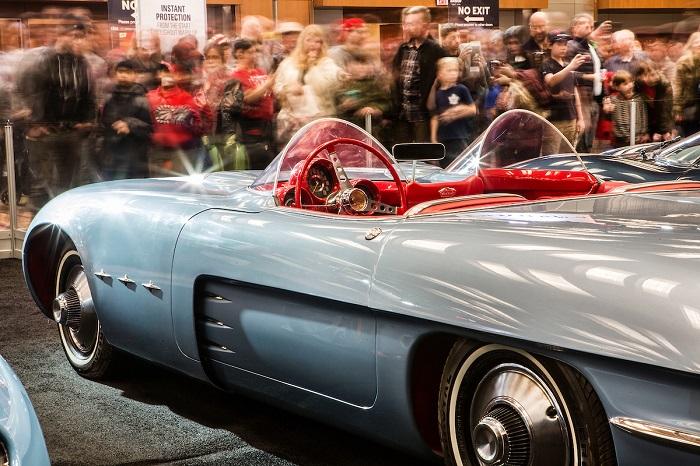 加拿大多伦多国际汽车展览会