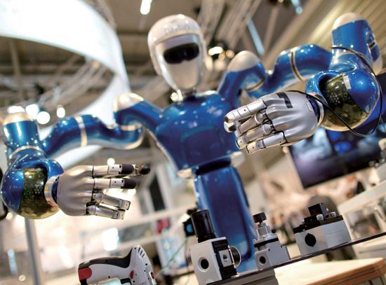新加坡国际机器人自动化展览会