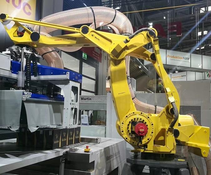 德国慕尼黑国际机器人及自动化技术展览会