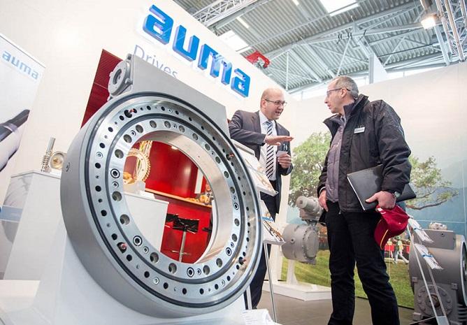 德国慕尼黑国际工程机械宝马展览会