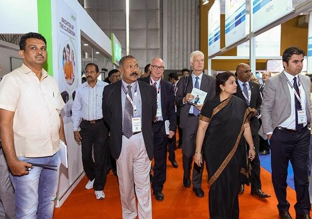 印度新德里国际教育装备展览会