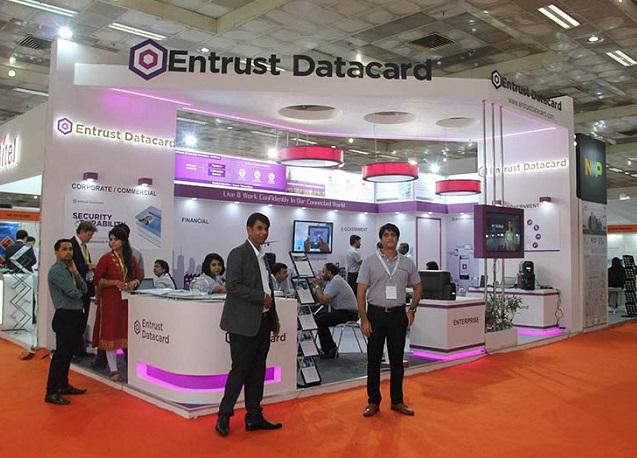 印度新德里国际智能卡技术与支付展览会