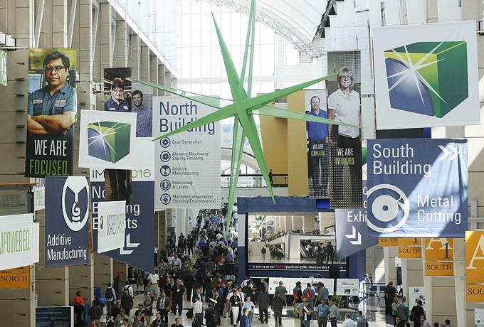 美国芝加哥国际机床机械制造技术展览会