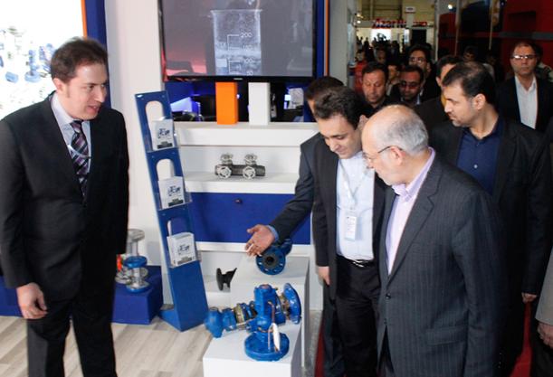 伊朗德黑兰国际暖通制冷展览会