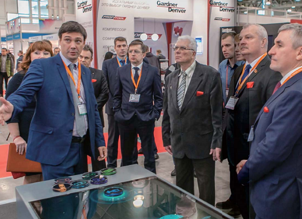 俄罗斯莫斯科国际泵阀展览会