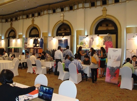 斯里兰卡国际服装面料辅料及纱线展览会