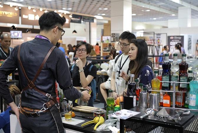 泰国曼谷国际咖啡、茶、饮料展览会
