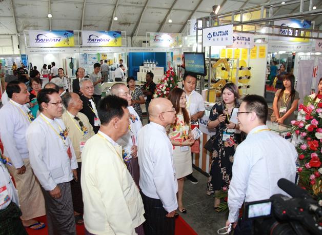 缅甸国际塑料包装印刷工业展览会
