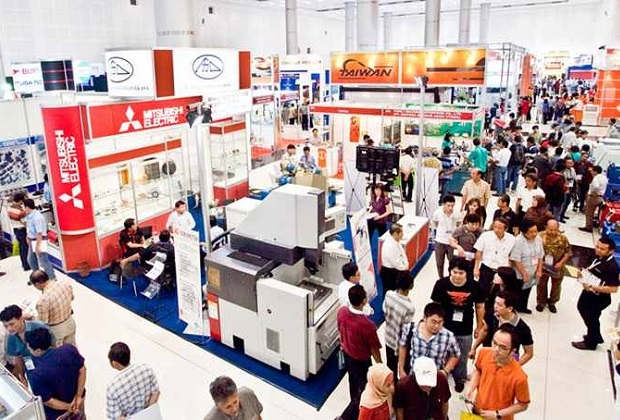 印尼国际五金工具及机械展览会