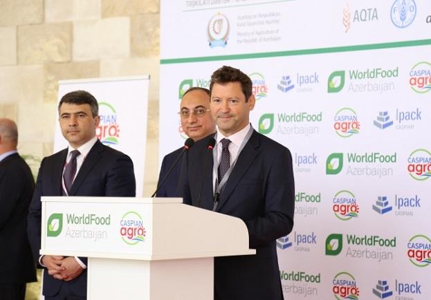 阿塞拜疆巴库国际农业展览会