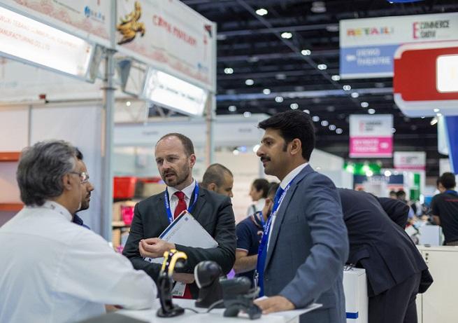 迪拜国际智能卡、支付、识别展览会