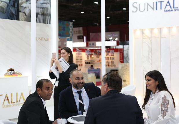 阿联酋迪拜国际石材及瓷砖展览会