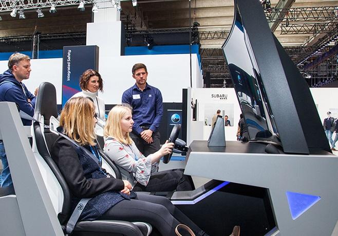 德国汉诺威国际商务车博览会