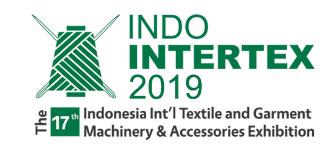 印尼国际纺织及服装机械展览会
