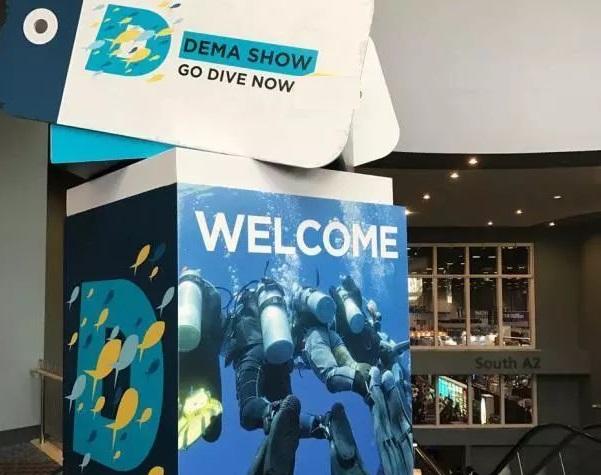 美国拉斯维加斯国际潜水设备展览会