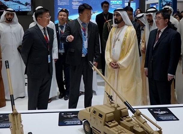 阿联酋阿布扎比国际防务展览会