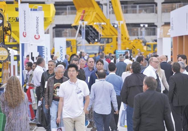 巴西圣保罗国际工程机械及矿山机械展览会