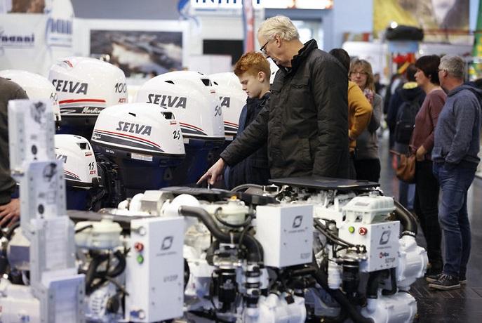 德国杜塞尔多夫国际船艇及水上运动用品展览会