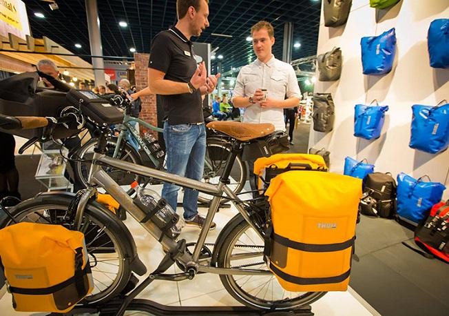 荷兰乌特勒支国际自行车展览会