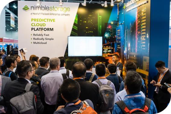 香港国际专业大数据中心云技术及智能物联网贸易展览会