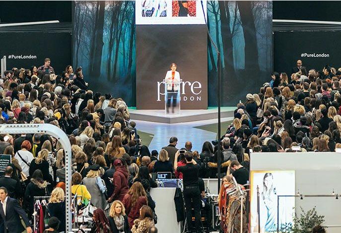 英国伦敦国际春季时尚服装服饰展览会