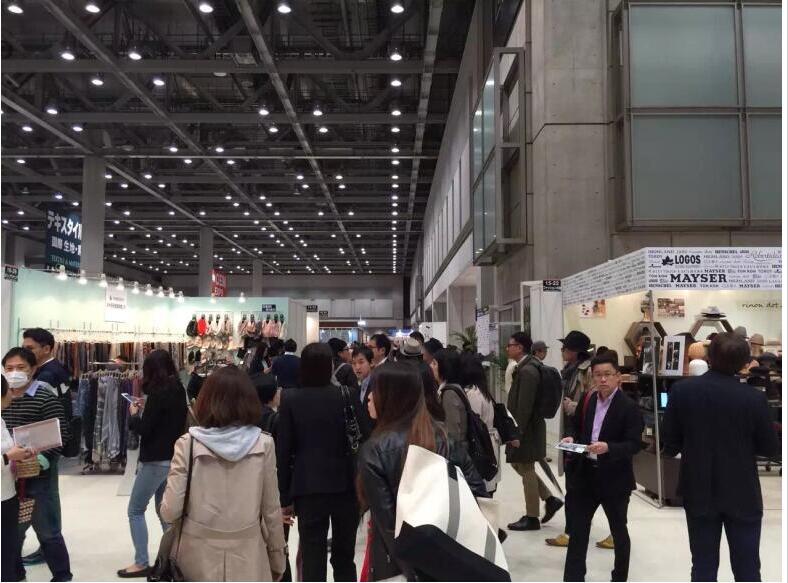 日本东京春季国际时尚箱包及服装配饰展览会
