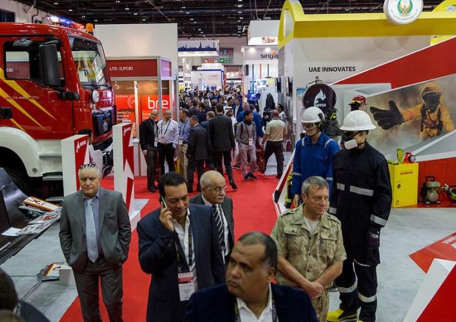 迪拜国际安防及劳保用品展览会
