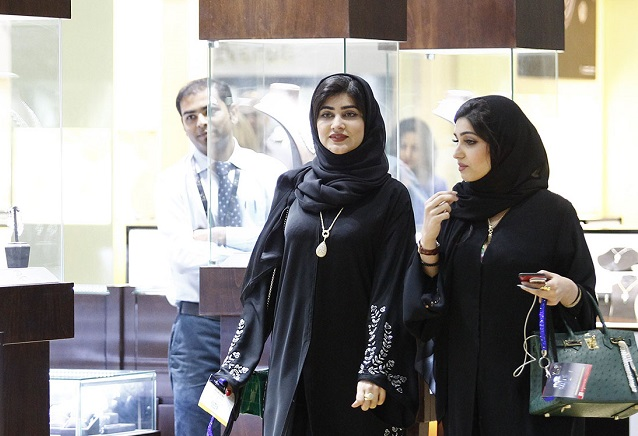 阿联酋迪拜国际珠宝展览会