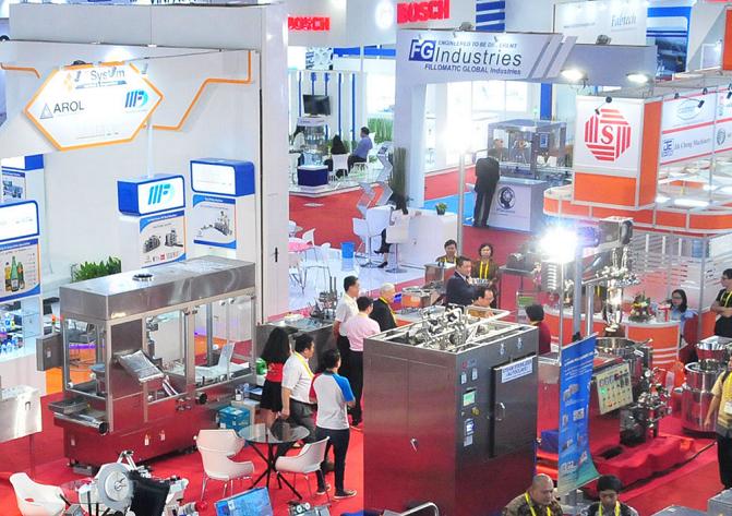 印尼雅加达国际食品及医药加工包装展览会
