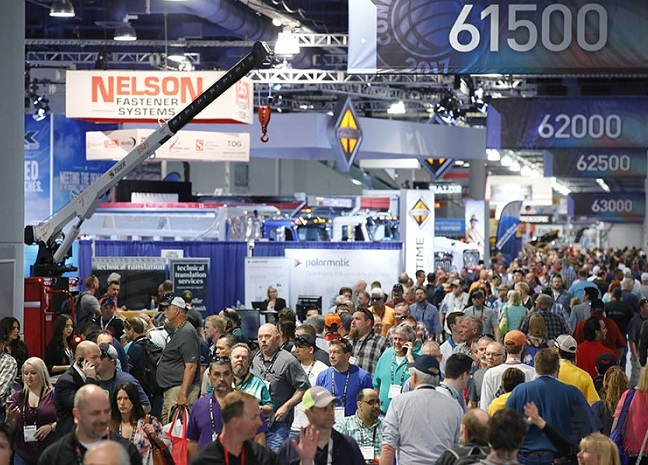 美国拉斯维加斯国际工程机械展览会