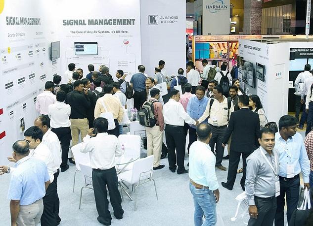 印度孟买国际视听技术及系统集成展览会