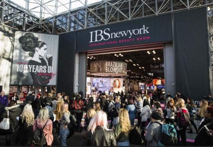 美国纽约国际美容展览会