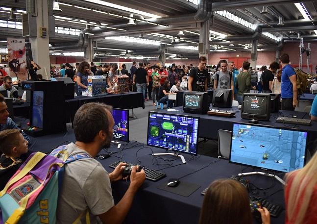 意大利摩德纳国际游戏展览会