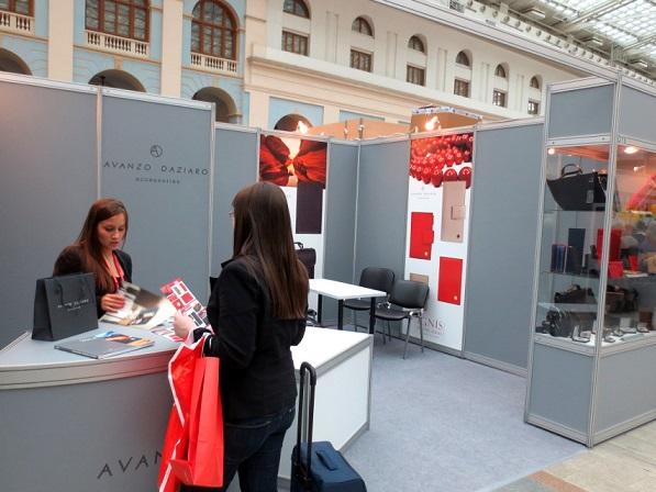 俄罗斯莫斯科国际家具配件及室内装潢展览会