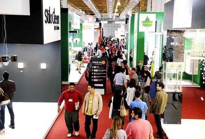 智利圣地亚哥国际电力照明展览会