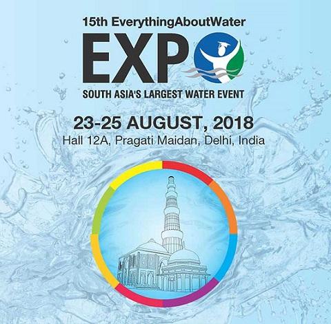 印度新德里国际水资源展览会