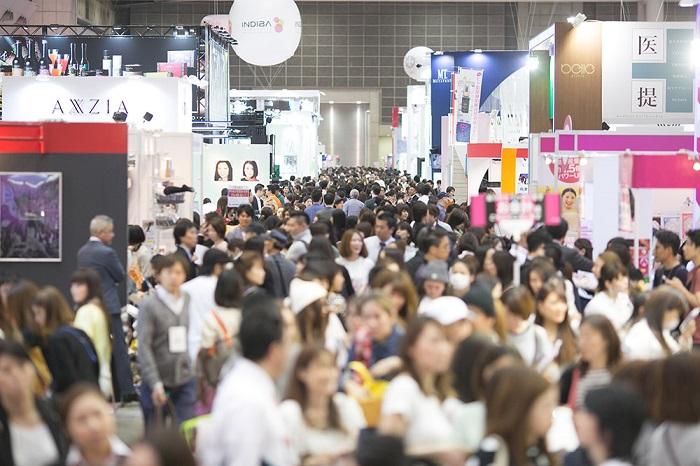 日本国际美容化妆品与技术展览会
