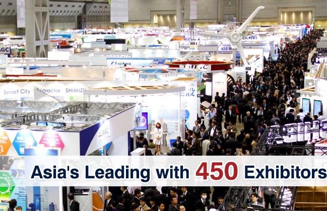 日本东京国际建筑展览会