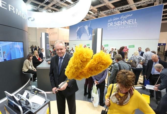 德国柏林国际清洁技术、清洁管理及服务展览会