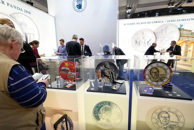 德国柏林国际世界钱币展览会