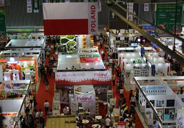 越南胡志明市国际食品饮料、加工及包装技术展览会