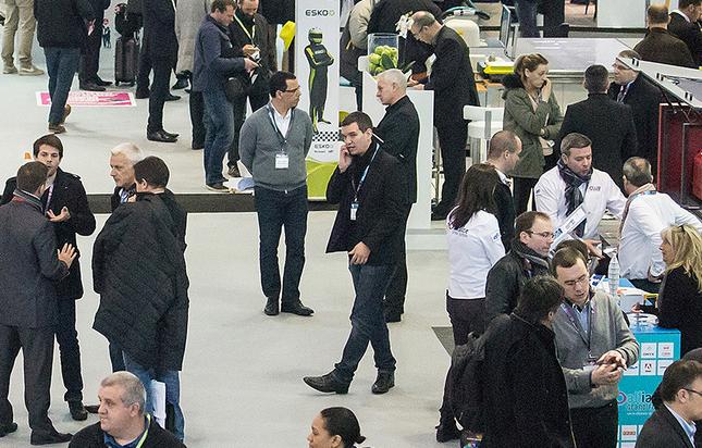 法国里昂国际数字印刷设计展览会