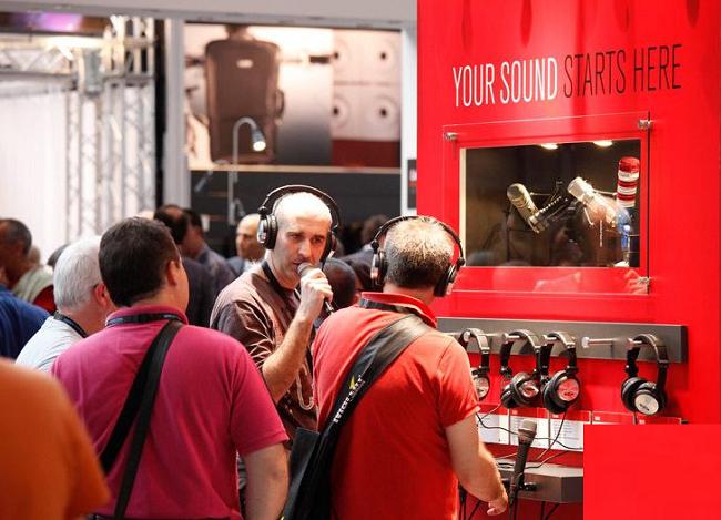 德国法兰克福国际乐器、舞台灯光及音响展览会