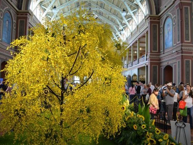 澳大利亚墨尔本国际园艺花卉展览会