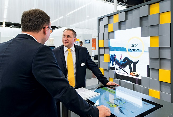 德国纽伦堡国际电气自动化系统及元器件展览会